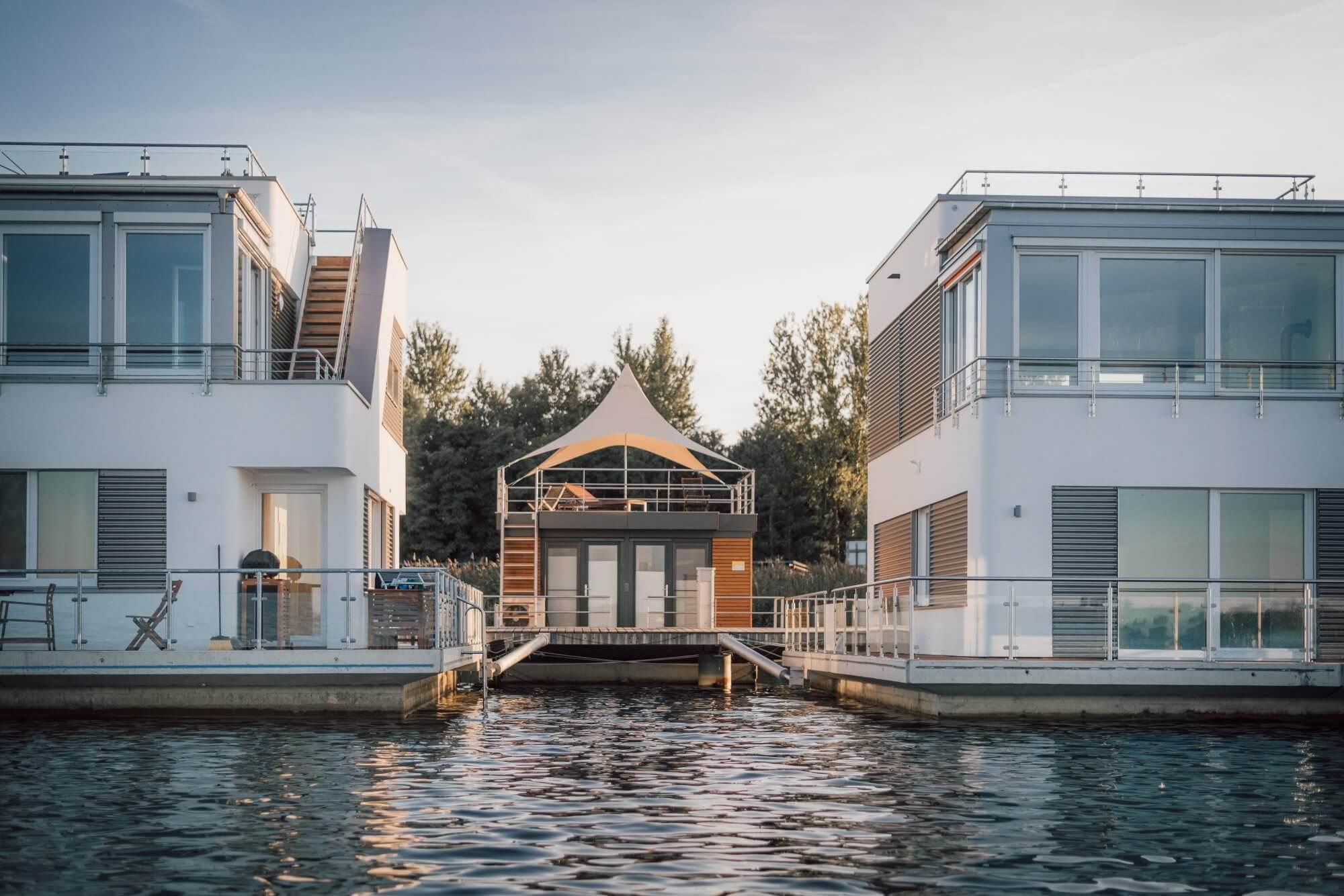 Hausboot mieten bei Hausbootvermietung Seeblick