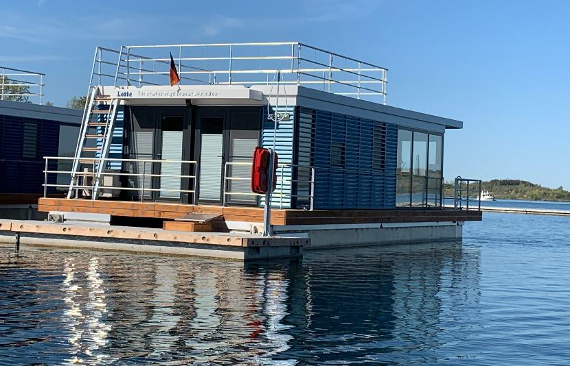 Hausboot Lotte mieten